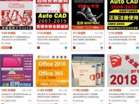 淘宝操作软件销售稳定月入1w